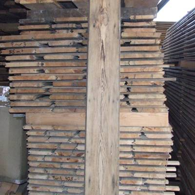 Old pine floor boards 5