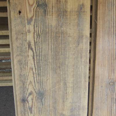 Old pine floor boards 6